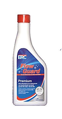 ERC FLOW GUARD Premium Heizöl/Diesel Winter Additiv Fließverbesserer Konzentrat 1:1000 Liter Flasche