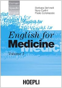 English for medicine: 1