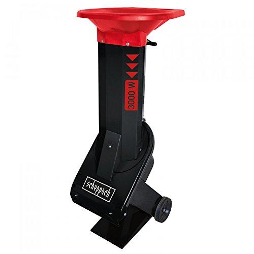 Häcksler Biostar 3000,Motorausrüstung 230V/50 Hz 3,0 (4,0)