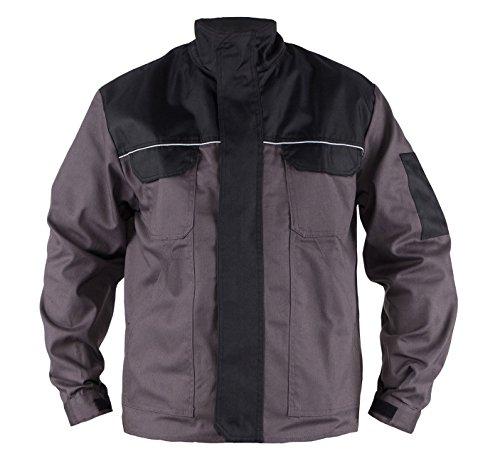 Preisvergleich Produktbild TMG® - Herren Bundjacke - strapazierfähig & leicht - Grau (XL)