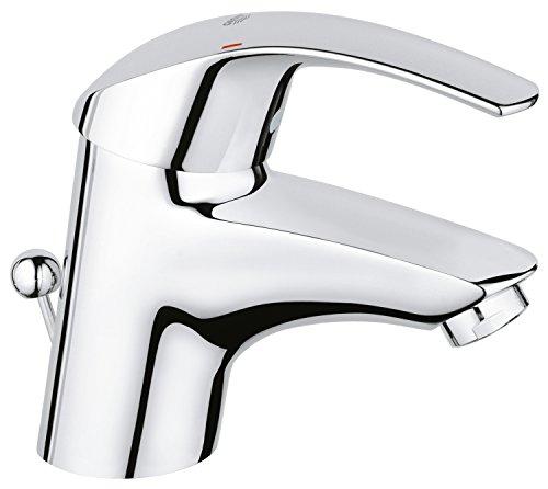 Preisvergleich Produktbild GROHE Eurosmart Waschtischarmatur, Zugstange 32925001