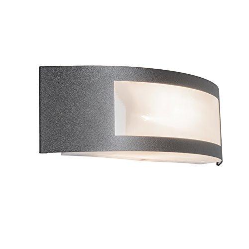 QAZQA Applique Sapphire - Design/Moderno, - Poliestere/Acciaio
