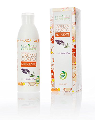 Prodotti di Benessere Crema Corpo Nutriente ECO BIO 200 (Appliance Prodotti)