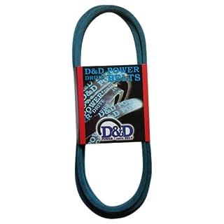 D&D PowerDrive 5584 Sears Or Roper Or Ayp Kevlar Replacement Belt, 5LK, 1 -Band, 40