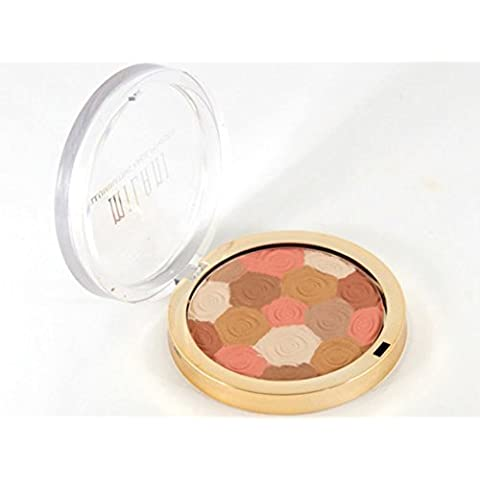 MILANI illuminating Face Powder 01-Amber Nectar by