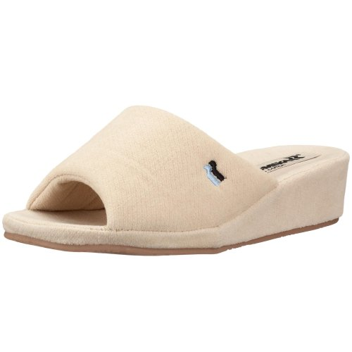 Damen-regular-waschbar Wolle (Romika Paris, Damen Pantoffeln, Beige (natur 201), 41 EU (7.5 Damen UK))