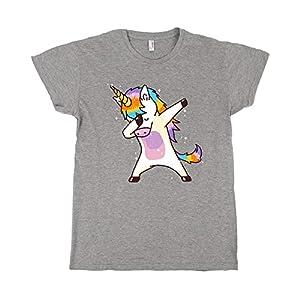 Pampling Camiseta Dabbing Unicorn -