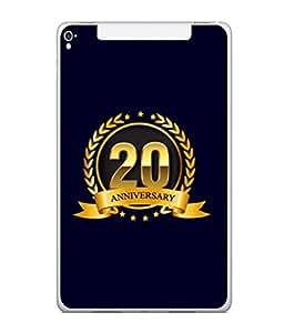 PrintVisa Designer Back Case Cover for Apple iPad Pro 9.7 Inches :: Apple iPad Pro Wi-Fi + Cellular (3G/LTE) 9.7 Inches :: Apple iPad Pro Wi-Fi (Wi-Fi) (Life Love Occasions Aniversary Vision Celebrations)