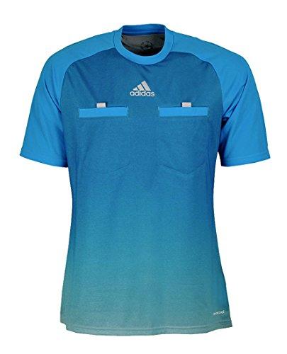 Adidas Schiedsrichtertrikot Referee Jersey 14 UCL Blau, Größe:XXL