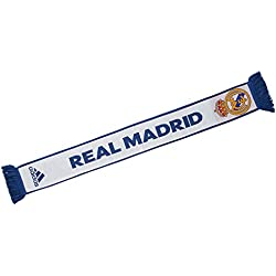 adidas Real Madrid Home Bufanda, Naranja (Balcri / Mornat), OSFM