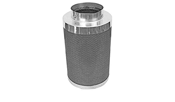 400 CFM 6 by 16-Inch Phresh 701005 Carbon Air Filter