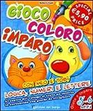 Scarica Libro Gioco coloro imparo con Meo e Toby 5 6 anni Ediz illustrata (PDF,EPUB,MOBI) Online Italiano Gratis