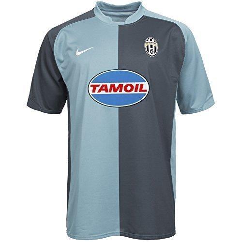 Juventus Nike Manica Corta Maglia Da Portiere 147191-410 - , grigio, , XL