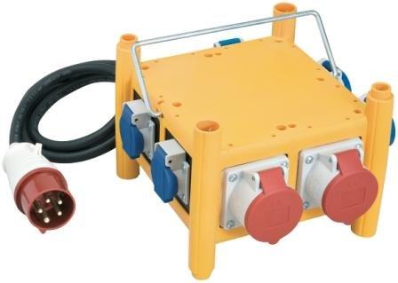 Preisvergleich Produktbild Brennenstuhl Stromverteiler,  kompakt,  BSV 3 / 16,  IP 44