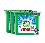Ariel 3en1 Pods Detergente Cápsulas