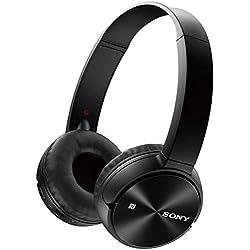 Sony MDR-ZX330BTB Casque Bluetooth, Noir