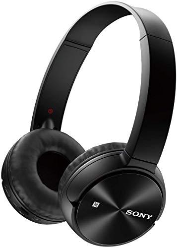 Sony MDRZX330BT Kopfhörer mit Bluetooth und NFC, schwarz