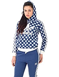 adidas Bj8306 Sweat-Shirt à Capuche Femme