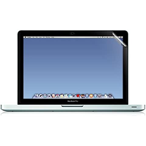 kwmobile Lámina protectora de pantalla MATE y ANTIREFLECTANTE con efecto antihuellas para Apple MacBook Pro Retina 13
