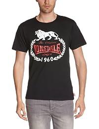 Lonsdale Men's 3099 Original 1960 Slimfit T-Shirt