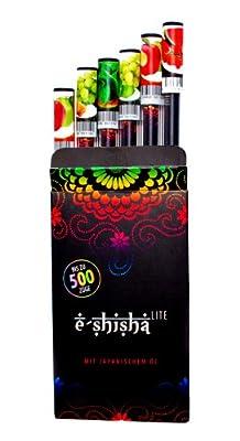 XAY E Shisha Lite E Hooka Elektrische Shihsha Einweg Wasserpfeife E-Pfeife E-Shisha2Go Sunny Melone von Globus