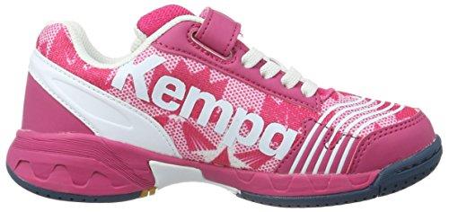 Handballschuhe Unisex 05 Attack Kempa Pink Kinder Kempa Unisex EqwTO1xX76