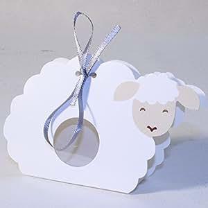10 Boîtes carton mouton