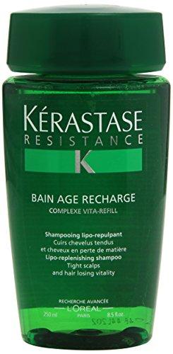 Kerastase Resistance Bain Age- Recharge 250 ml - Shampoo, 1er Pack (1...