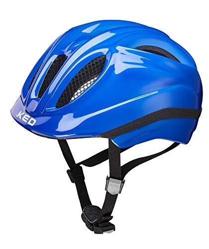 KED Meggy Helmet Kids Blue Kopfumfang S | 46-51cm 2019 Fahrradhelm