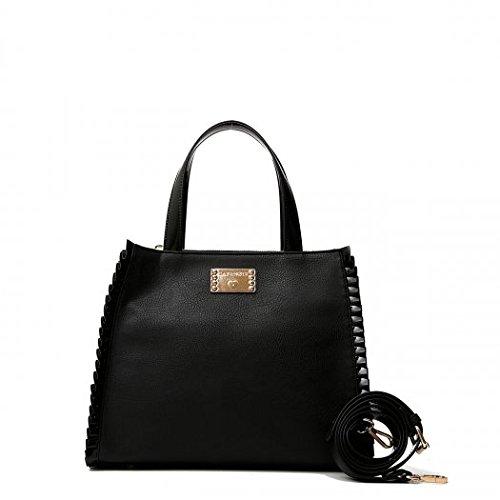 CafèNoir LBO001 Sac Shopper Femme TU