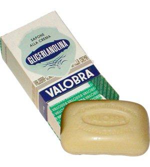 Saponetta Glicerlanolina 100 gr Nutriente Pelli Disidratate