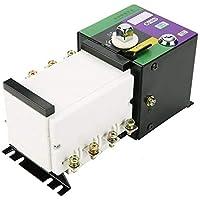Akozon Isolationstyp Dual Power Automatischer Übertragungsschalter ATS 100A / 4P