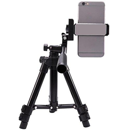 Huwai Stativ Ständer Teleskopstange Selfie Stick Einstellbare Teleskop Einbeinstativ