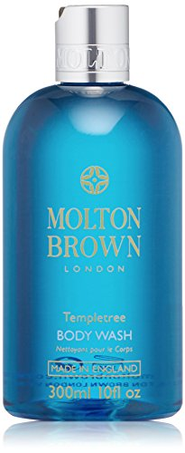 Molton Brown Templetree Body Wash, 1er Pack (1 x 300 ml) -