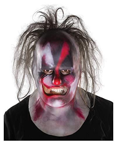 Horror-Shop Slipknot Shawn Clown Maske