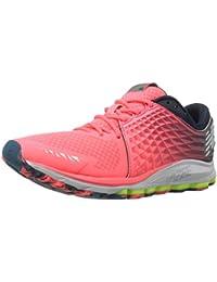 New Balance Chaussures d'athlétisme pour Homme Rose Rose - Multicolore - Jaune/Rose,
