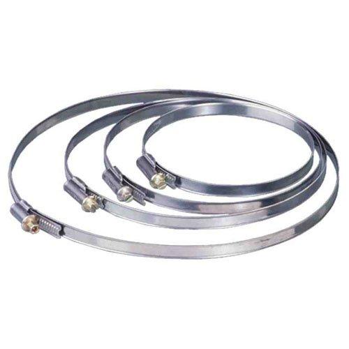 Collier de serrage / Bride métal Vents pour Gaine 240-260mm (250mm)