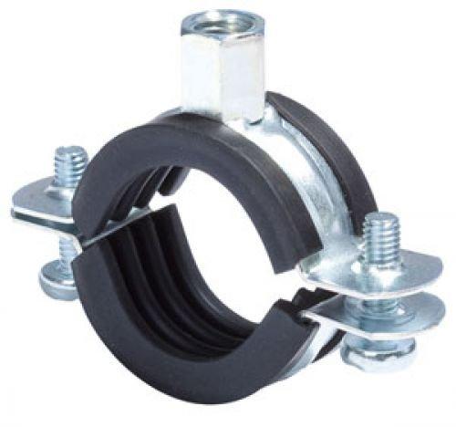 Fischer, Collare per tubo, FRS 40 - 45, M 8/M 10, 42554
