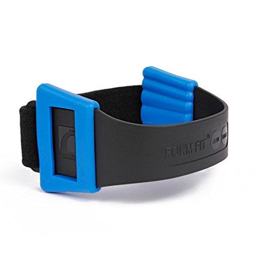 Össur Form Fit® Tennisarm-Bandage - Tennisarmspange - Sport-Bandage - Ellenbogen-Bandage, Farbe:schwarz, Größe:S - 1 Stück