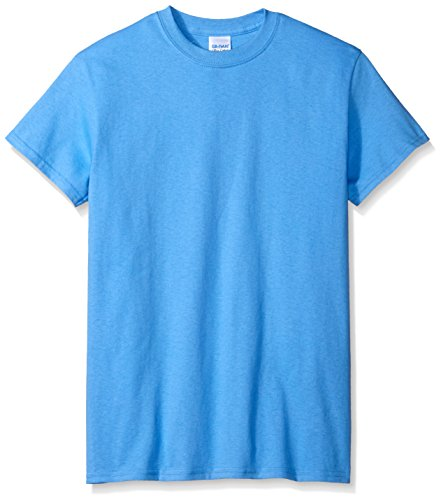 Big In Japan auf American Apparel Fine Jersey Shirt Blau