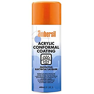 30235-AA AMBERSIL ACRYLIC CONFORMAL COATING CLEAR ACRYLIC PROTECTIVE FILM 400ML AEROSOL
