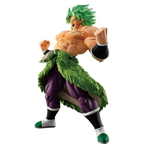 Bandai Shokugan Dragon Ball Styling Super Saiyan Broly Full Power Molded Figure