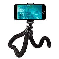 Caratteristiche Con il treppiede portatile con supporto Rhodesy Octopus Style, puoi scattare magnifiche foto e girare splendidi video ovunque con il tuo telefono. Montalo dove vuoi e avrai un level shot su qualsiasi superficie. Puoi avvolgere...