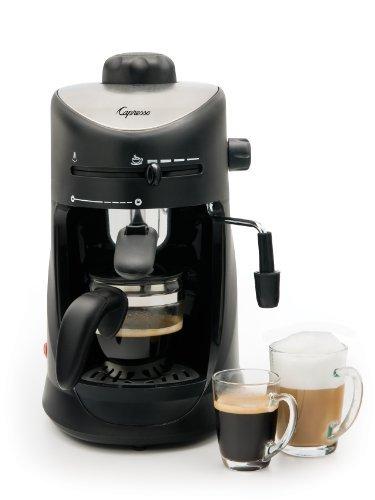 Capresso 303.01 4-Cup Espresso and Cappuccino Machine by Capresso