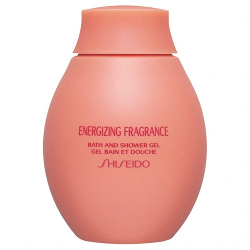 Shiseido Energizing Fragrance femme/woman, Bath and Body Shower Gel, 1er Pack (1 x 200 ml) - Energizing Body Gel