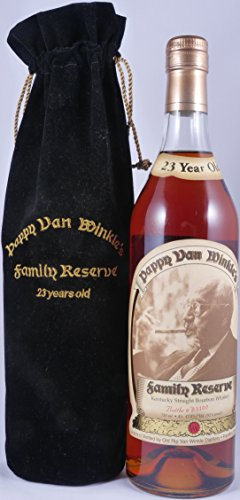 Pappy Van Winkles 23 Years Family Reserve Kentucky Straight Bourbon Whiskey 47,8% Vol. bottled 2007
