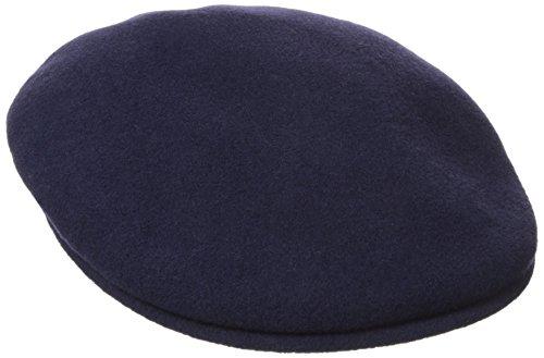 Kangol Herren Schirmmütze Wool 504, Gr. Small (Herstellergröße: Small), Blau...
