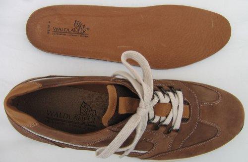 Waldläufer 414004-401-721 Hagen hommes chaussures brunes