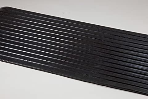 high quality versatile Rubber Threshold Ramp (3 inches)