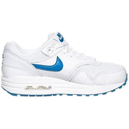 Nike Air Max 1 Glow Junior Blanc Blanc